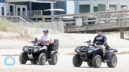 Marine Treated for Shark Bite Off North Carolina Coast