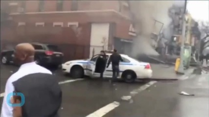 Selfies Taken at Site of NYC East Village Explosion Stir Controversy