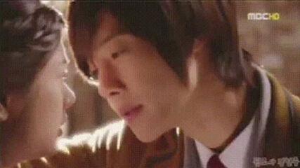 Baek Seung Jo & Oh Ha Ni Playful Kiss - She's crazy but she's mine .mp4