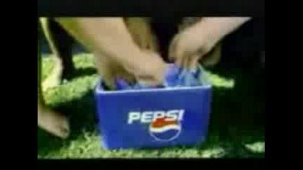 Забавна Реклама На Pepsi