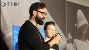 Mac-ss-trends 2015- Baltasar Gonzales - откъс от семинара на Mac Cosmetics в София