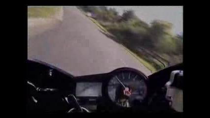 Yamaha R1 Test Drive