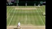 Wimbledon 2008 : Шутлер - Надал