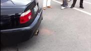 Bmw M5 E39 яко на прекъсвач!
