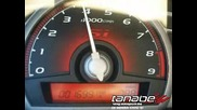 Супер Звук От Honda Civic Si 2006!