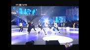 [ Ф И Н А Л ] Хореографите на Vip Dance танцуват общ танц | Vip Dance 30/11/09 |