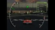 На Задни Гуми в Need For Speed Underground 2