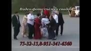 руснаци се бият на сватба - голям сеир