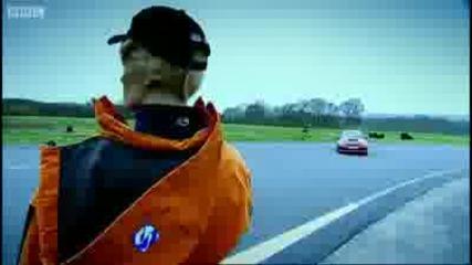 Mitsubishi Evo vs Subaru Impreza - Top Gear