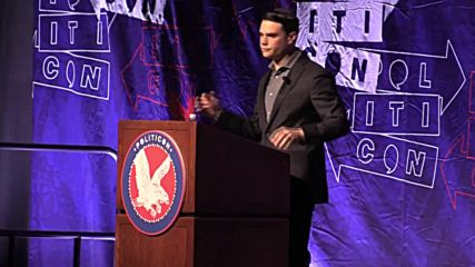 USA: Ben Shapiro accuses the left of using 'mob politics'