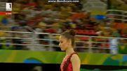 Невяна Владинова - топка - Олимпийски Игри Рио 2016 (квалификации)