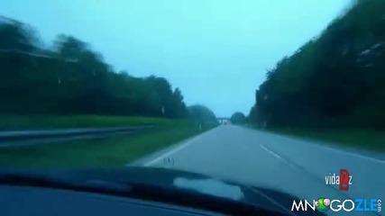 Мацка с 260км по магистралата