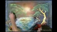 Рисуване На Шедьоври - Виж Как Става