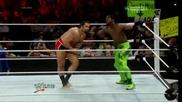 Kofi Kingston бе поредната чернилка, която Rusev срита здраво - Wwe Raw - 5/5/14