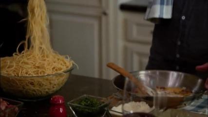 Criminal Minds 7x02 - Роси готви :d