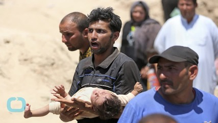 Islamic State Militants Use Water as Weapon in Western Iraq