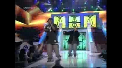 50 Cent And Mase -Window Shopper(live Nrj)