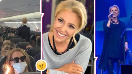 Хилда Казасян гневна: самолетите пълни, а залите на 50% или 30%