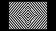 прекрасно залъгване на окото, съсредоточете се върху центъра