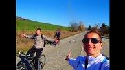 От София до град Луковит и обратно с колела - В полите на Стара Планина - 2 дена 300км