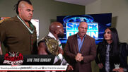 Adam Pearce sets a shocking Intercontinental Title Match for Apollo Crews: SmackDown, May 14, 2021