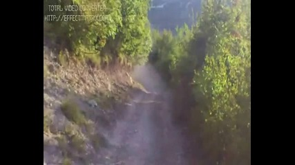 Downhill падане