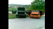 Golf 3, Audi A4 Tuning