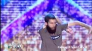 Cisky, il ballerino snodabile - Italia's Got Talent 2015 Италия търси талант