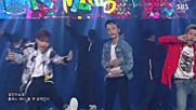 158.0612-4 M.a.p6 - Swagger time, Sbs Inkigayo E868 (120616)