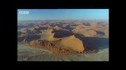 Велики природни чудеса - намиб пустиня. Африка