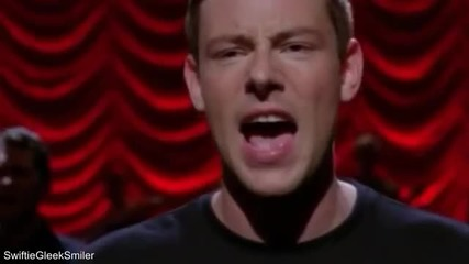 4x04 Glee - The Scientist (official Music Video)