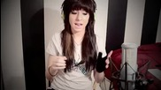 Christina Grimmie - It Will Rain by Bruno Mars