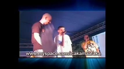 Ghetto Productions - Imp live at Plovdiv