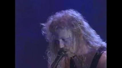 Metallica - Seek And Destroy (seattle `89)