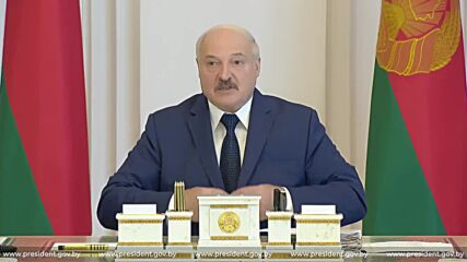 Belarus: Lukashenko announces 'cleanup' of 'harmful' NGOs acting in the country