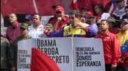 Venezuela: Maduro and thousands condemn renewed US decree