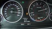 Как ускорява едно Bmw 328i Sport Touring F31 до 258 кмч!