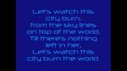[rt] Hollywood Undead - City (with lyrics)