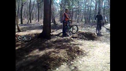 Stoqn se prebiva s Bike