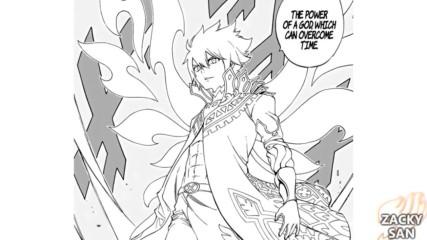 Fairy Tail Manga - 532 & 533 Zeref The White Mage