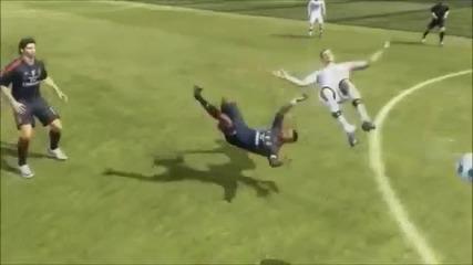 Fifa 12 Fail Compilation