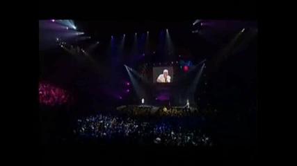 3 *live* част концерта в Детройт на Еминем