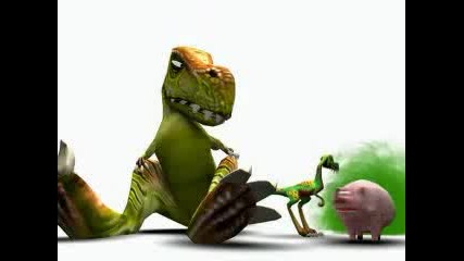 Dinosaure 3d
