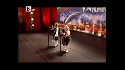 Най - забавните баби в България - България търси талант
