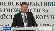 Президентът: За корупцията се говори много, но се прави твърде малко