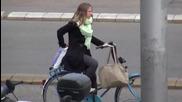 Колоездачите в Холандия