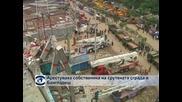 Арестуваха собственика на срутената сграда в Бангладеш