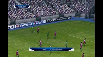 (com) Barcelona 2 - 3 Theeselvargen (p1)