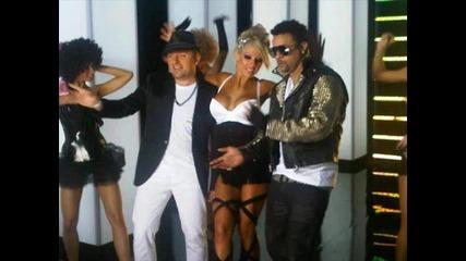 ! Първите кадри от видеоклипа на Андреа - Шампанско - заедно с Кости и Шаги ! + Mine