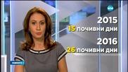 Новините на Нова (06.11.2015 - късна)